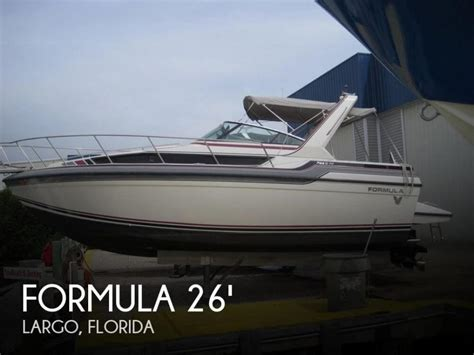 formula boats for sale in florida formula boats for sale in largo florida
