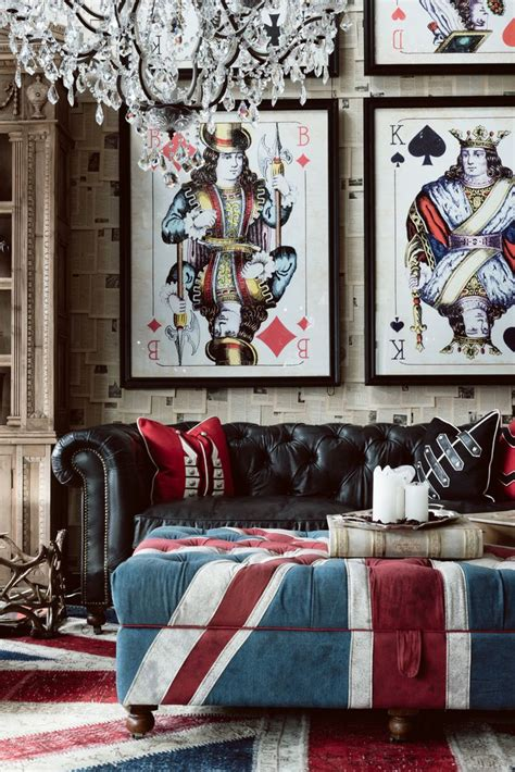 union jack bedroom curtains british themed living room www imgkid com the image