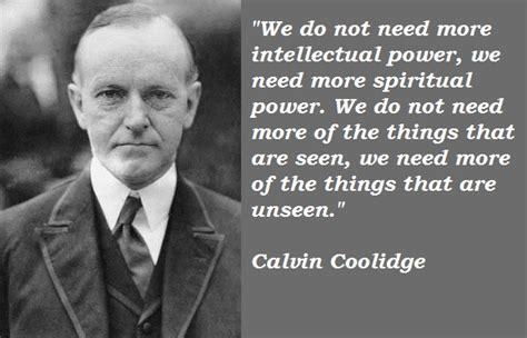 quotes calvin coolidge calvin coolidge quotes