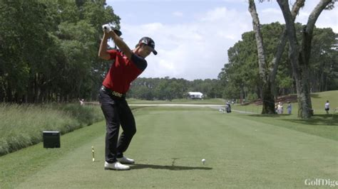 classic golf swing watch classic swing sequences swing analysis danny lee