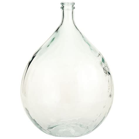 Glass Teardrop Vase by Recycled Glass Vase Teardrop House Stuff