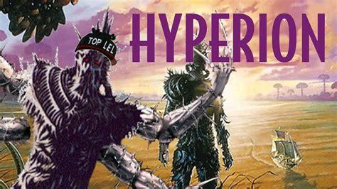 los cantos de hyperion 8466658041 los cantos de hyperion i y ii de dan simmons geek furioso de la literatura youtube