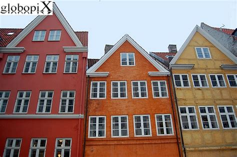 impressionante Facciate Di Case Colorate #1: case-colorate-copenaghen.jpg