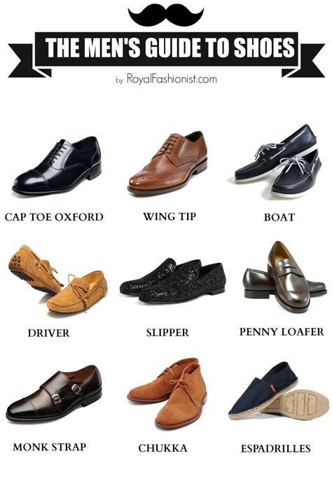 types of shoes in this post i will show you the s guide to shoes