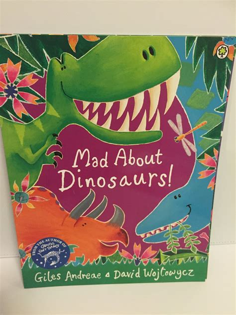 mad about dinosaurs mad about dinosaurs book wise