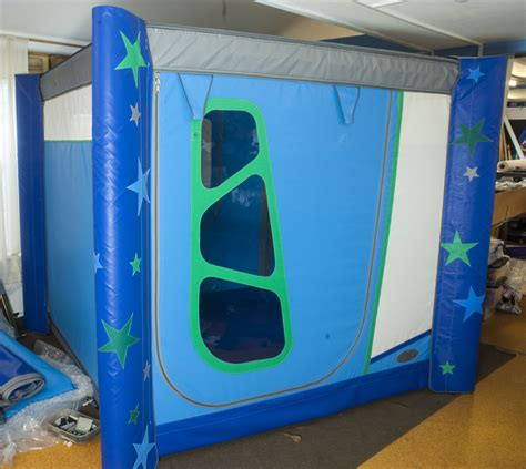 Safea Maxi special needs bedroom for autism safe space creative care