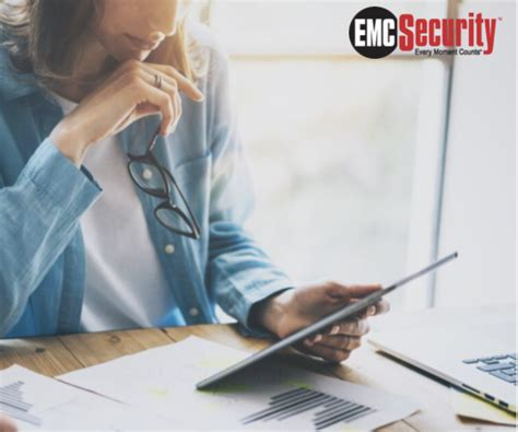 do you work from home emc security