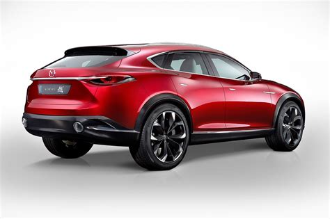 mazda cars mazda koeru crossover at frankfurt 2015 just a concept