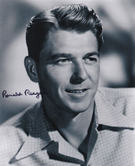 ronald reagan haircut old radio ronald reagan