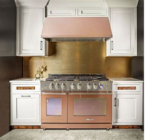 copper appliances kitchen 7 cool trends that will hit your kitchen in 2016