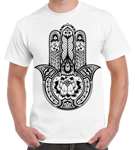 tattoo tribal shirt tribal hamsa hand of fatima tattoo large print men s t