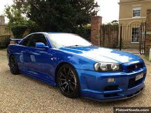 Nissan Skyline R34 For Sale In Used 2003 Nissan Skyline R34 For Sale In Pistonheads