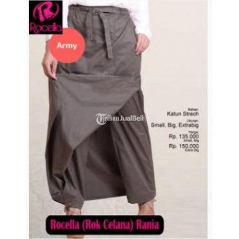New Rok Celana Muslimah celana rok rocella rania polos model praktis new harga murah jawa barat dijual tribun jualbeli