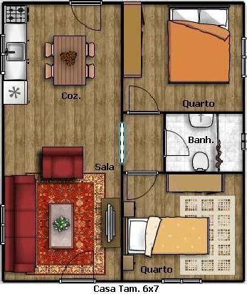 Free Tiny House Plans nova casa