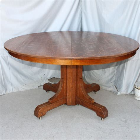 mission oak dining table bargain s antiques 187 archive mission oak dining