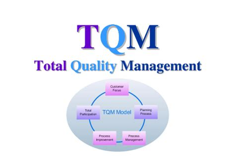 certified total quality manager ctqm international standard in total quality management books total quality management explained