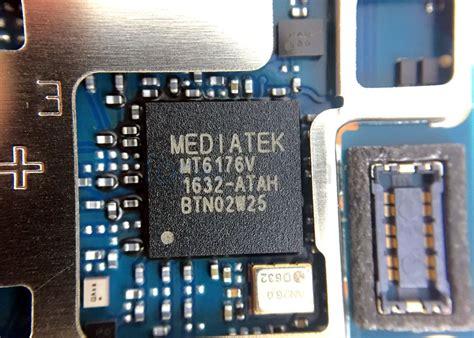Ic Cpu Mediatek Cpu Mt6223pa oppo f1s teardown