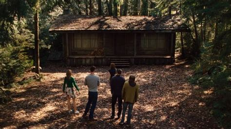 jump scares in the cabin in the woods 2012 where s the
