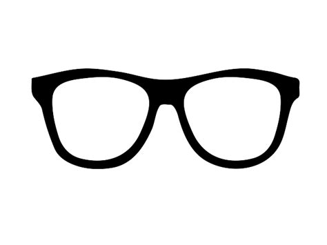 clipart occhiali vector glasses clipart best