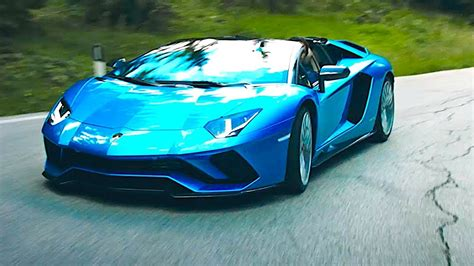 new lamborghini aventador s roadster lamborghini aventador s roadster 2018 world premiere video new aventador cabrio carjam tv hd