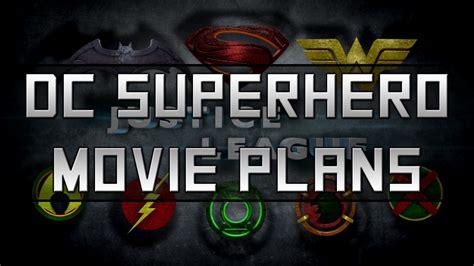 justice league film schedule group meeting ep 2 dc superhero movies universe plans