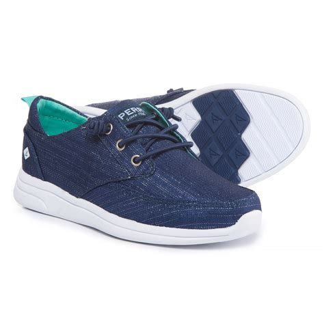 girls boat shoes sperry baycoast boat shoes for girls