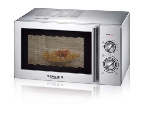 microwave with grill severin