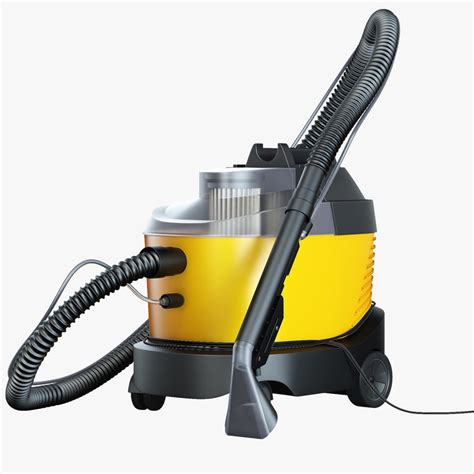 Success 2088 Turbo Vacuum Cleaner Blower 3d model of vacuum cleaner