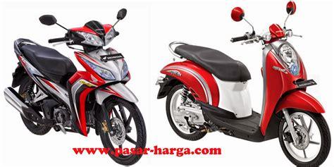 Pcx 2018 Harga Surabaya by Pricelist Harga Motor Honda Baru Update Juli Tahun 2018
