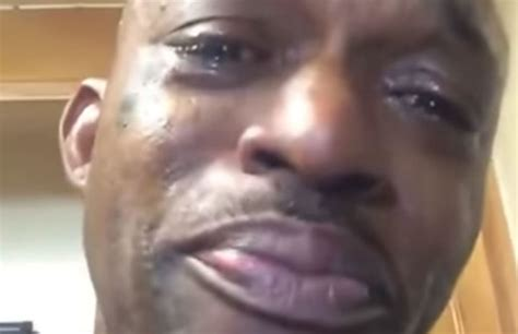 Crying Black Man Meme - man cries after smoking the best weed of his life complex