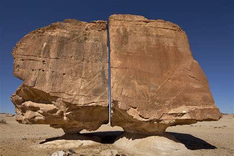 boulder haircut places al naslaa rock formation unusual places