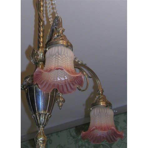 lustre napoleon 3 lustre napol 233 on iii avec 3 flammes sur moinat sa antiquit 233 s d 233 coration