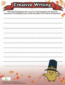 paragraph about thanksgiving thanksgiving worksheets amp free printables page 5