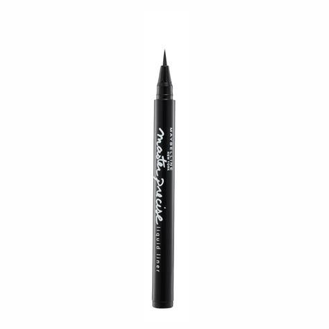 Maybelline Master Precise Liquid Eyeliner buy master precise liner in blackest black 0 5 g by maybelline priceline