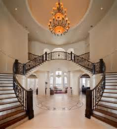 Luxury Home Interiors by Luxury Interior Design Staircase To Large Sized House