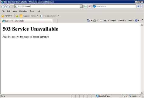 503 service unavailable home and home office support trend micro