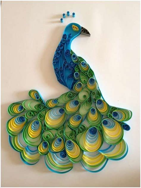 Quilling Paper Crafts - 5 spectacular paper quilling craft ideas