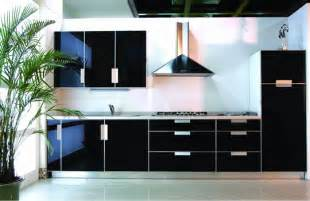 Black Kitchen Furniture by Cabinets For Kitchen Black Kitchen Cabinets