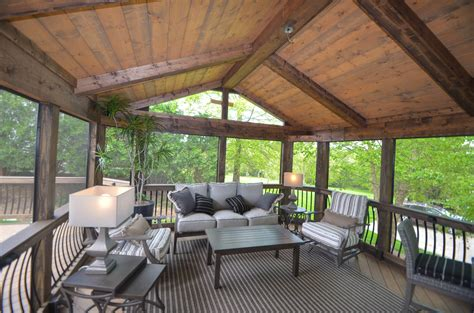 backyard getaway backyard getaway american deck sunroom