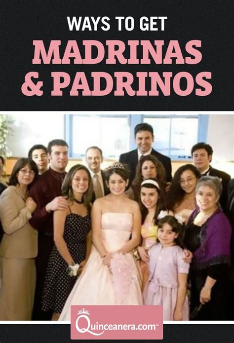 Quinceanera Sponsor Letter Sle 5 ways to get madrinas and padrinos