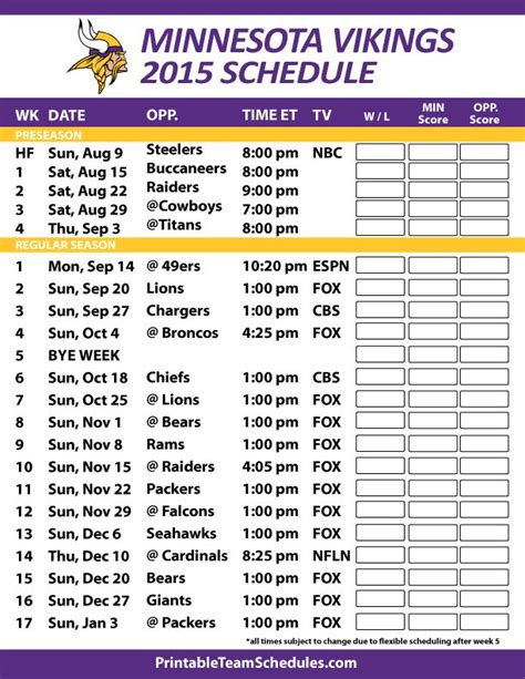 printable nfl schedule with channels the 25 best packers football schedule ideas on pinterest