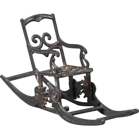 Mechanical Chair by Soft Metal Mechanical High Chair From Carmeldollshop On