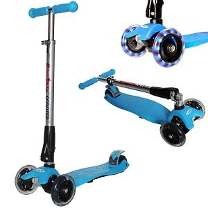 razor scooter light up wheels blue top 10 best kick scooters scooters 2017 review us2