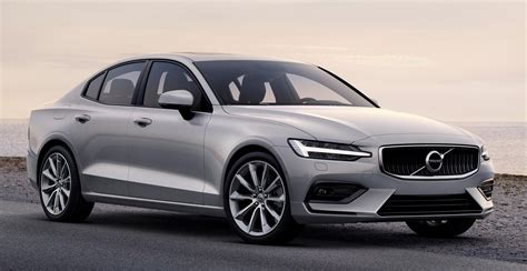 volvo america 2019 volvo s60 sedan starts at 35 800 in america