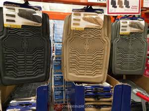 Goodyear Floor Mats At Costco Goodyear Heavy Duty Floor Mats