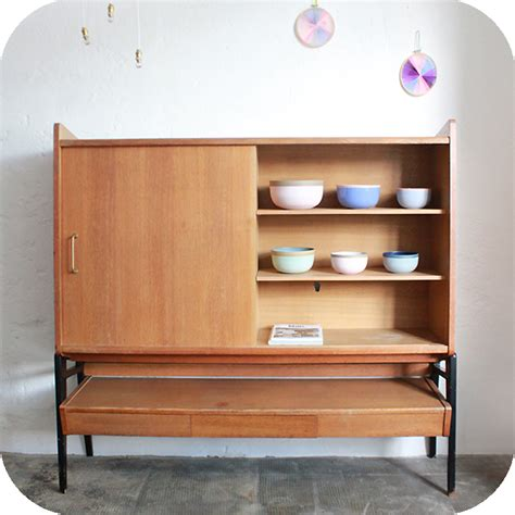 mobilier vintage meuble rangement biblioth 232 que vintage