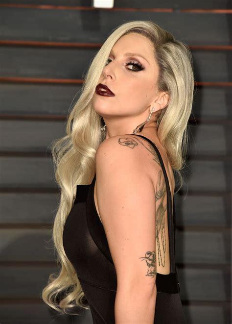 Gaga Vanity Fair by Gaga 2015 Vanity Fair Oscar In Beverly