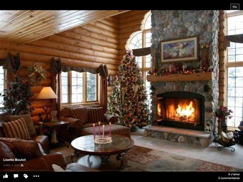 Decoration Noel Interieur by Decorations Noel Interieur Chalet Cabin Sweet Cabin