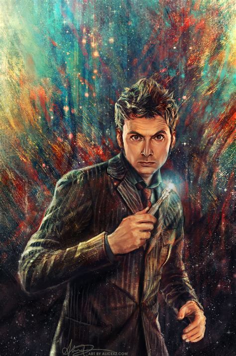 The Tenth doctor who the tenth doctor by alicexz on deviantart