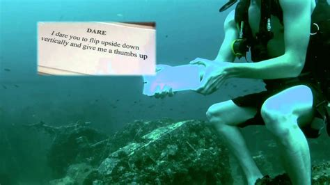 Scuba Diving Wedding Proposal   BEST PROPOSAL EVER   YouTube